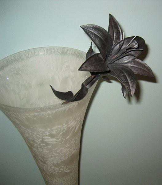 Ковка цветка своими руками - AVTOpantera.ru