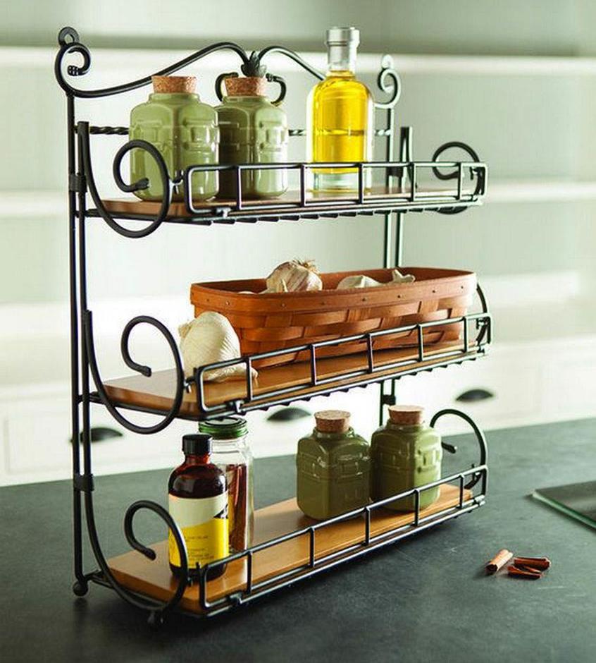 обоев кованые стеллажи для кухни фото узнайте наших